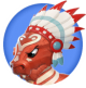 Tribal Dragon Icon.png