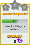 Achievement - Master Carpenter (Tier 1).png