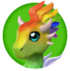 Rainbow Dragon Icon.png