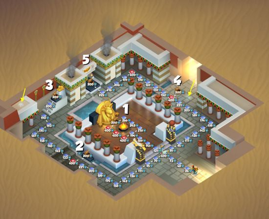 Golden Pyramid II - Level 2 Map.jpg