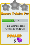 Achievement - Dragon Training Pro (Tier 1).png
