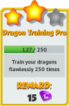 Achievement - Dragon Training Pro (Tier 3).png