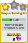 Achievement - Dragon Training Pro (Tier 2).png