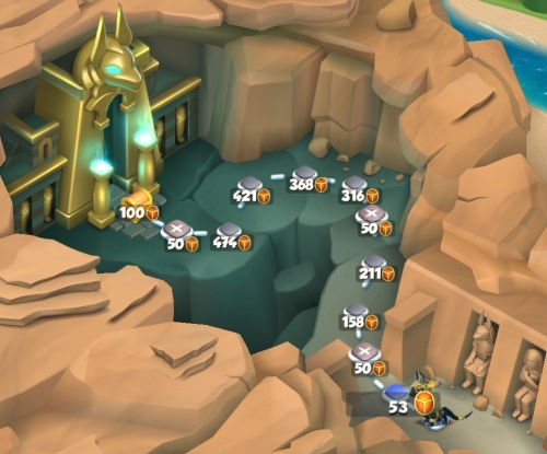 Golden Pyramid I - Level 5 Map.jpg