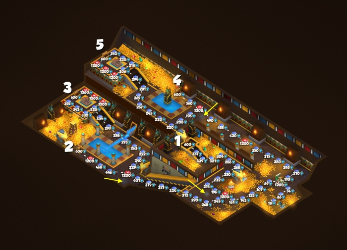 Golden Pyramid II - Level 4 Map.jpg