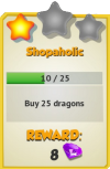 Achievement - Shopaholic (Tier 2).png