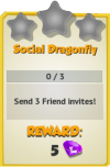 Achievement - Social Dragonfly (Tier 1).png