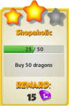 Achievement - Shopaholic (Tier 3).png